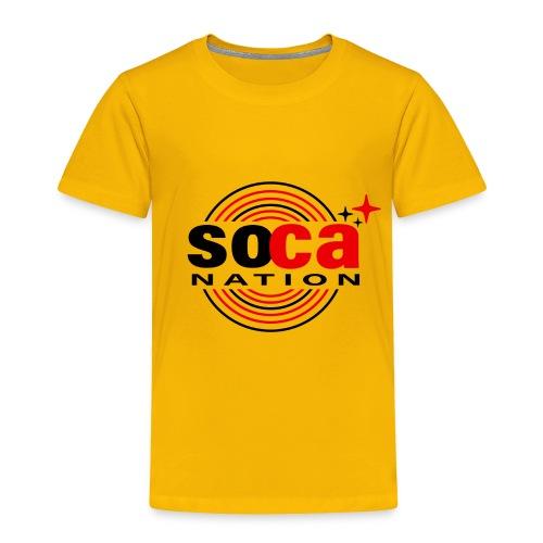 Soca Junction - Toddler Premium T-Shirt