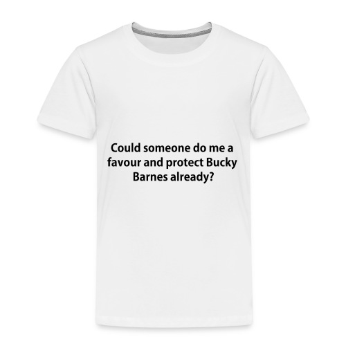 Protect Bucky iPhone 5s Case - Toddler Premium T-Shirt