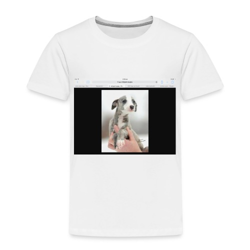Whippet - Toddler Premium T-Shirt