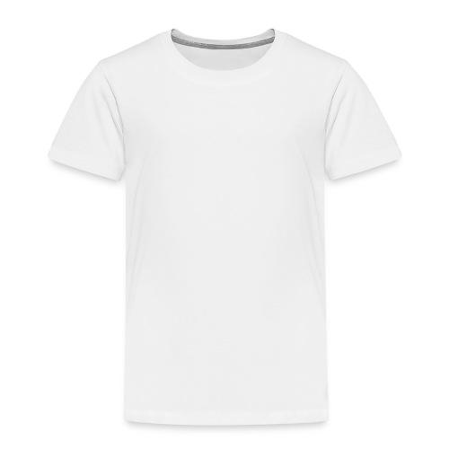 NF All White - Toddler Premium T-Shirt