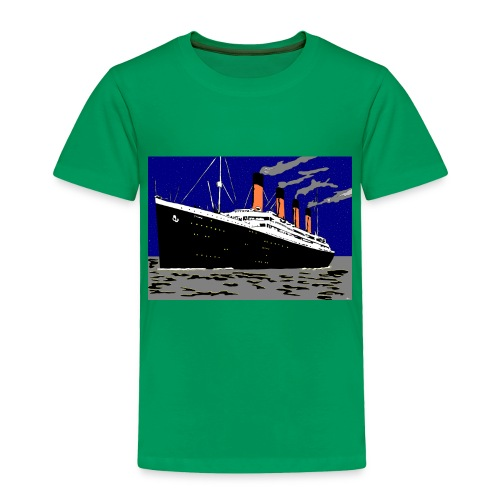 TITANIC - Toddler Premium T-Shirt