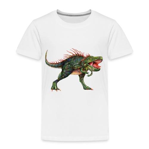 Dinosaur - Toddler Premium T-Shirt