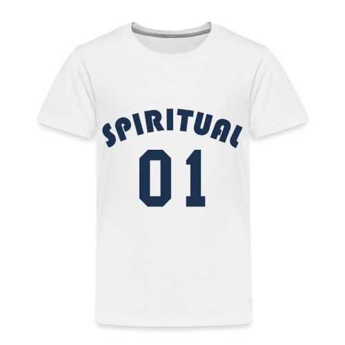 Spiritual One - Toddler Premium T-Shirt