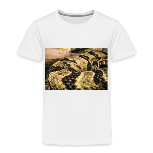 SNAKE B. - Toddler Premium T-Shirt