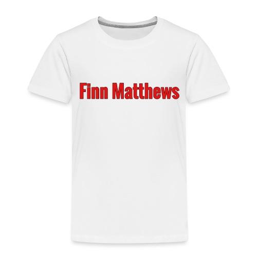FM Logo - Toddler Premium T-Shirt