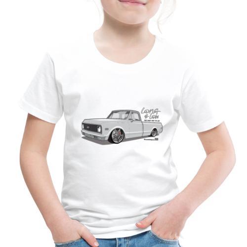 Long & Low C10 - Toddler Premium T-Shirt