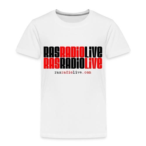 rasradiolive png - Toddler Premium T-Shirt