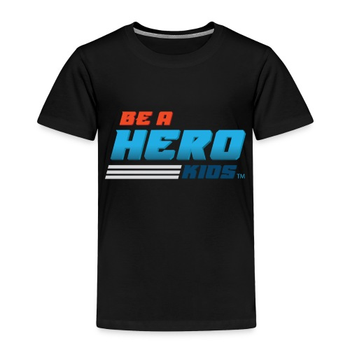 BHK secondary full color stylized TM - Toddler Premium T-Shirt