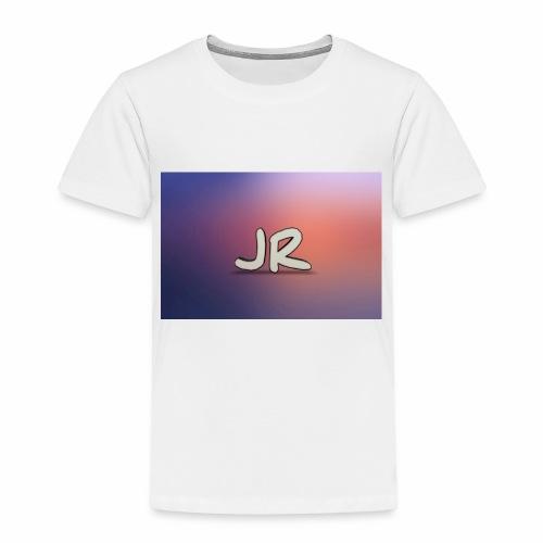 JR shirt - Toddler Premium T-Shirt