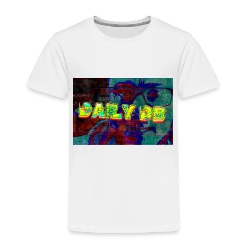 daily db poster - Toddler Premium T-Shirt