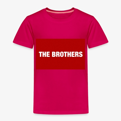 The Brothers - Toddler Premium T-Shirt