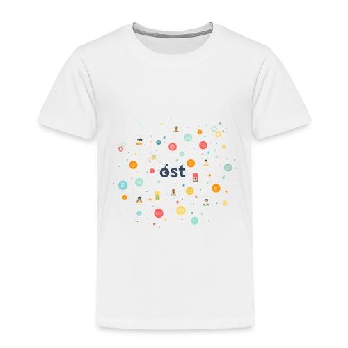 ost illustration - Toddler Premium T-Shirt
