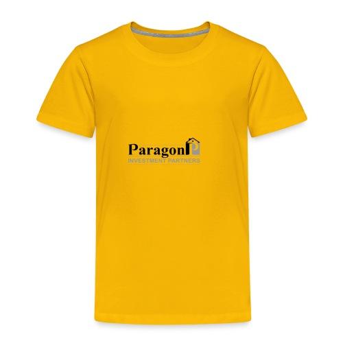 Shop Paragon Investment Partners Apparel - Toddler Premium T-Shirt