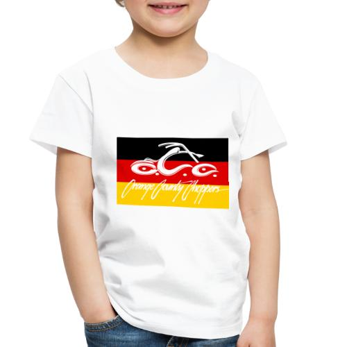 OCC German Flag - Toddler Premium T-Shirt