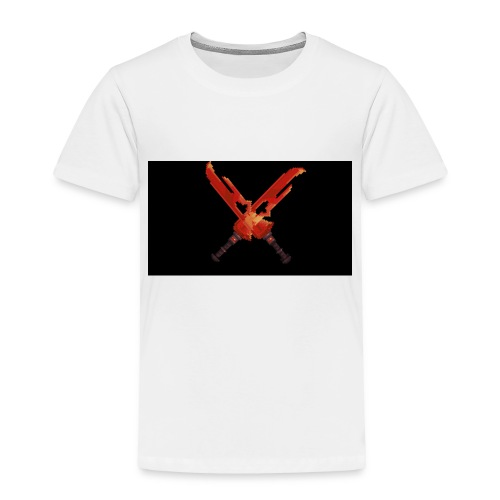Hipixel Warlords Cross-Swords - Toddler Premium T-Shirt