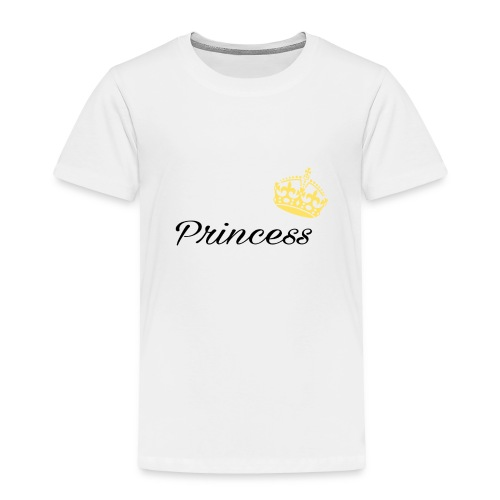 Princess - Toddler Premium T-Shirt