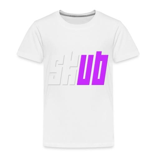 SKUB logo - Toddler Premium T-Shirt