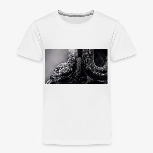 snake S - Toddler Premium T-Shirt