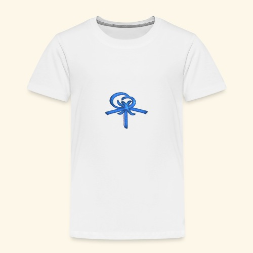 Back LOGO LOB - Toddler Premium T-Shirt