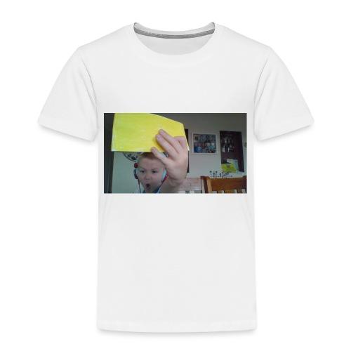 the paper golden shirt - Toddler Premium T-Shirt