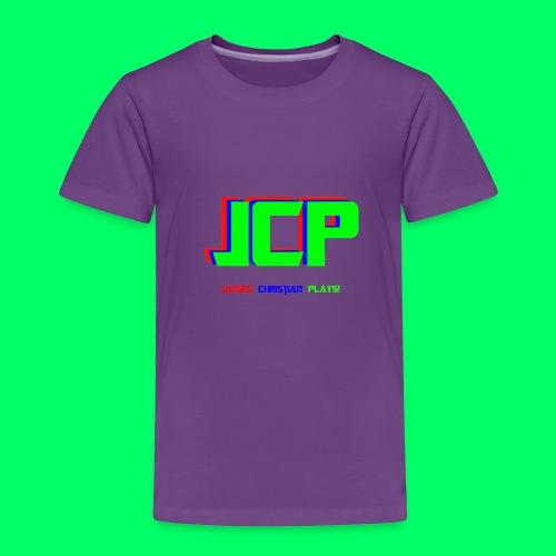 James Christian Plays! Original Set - Toddler Premium T-Shirt