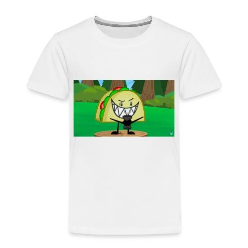 EVIL TACO ha - Toddler Premium T-Shirt