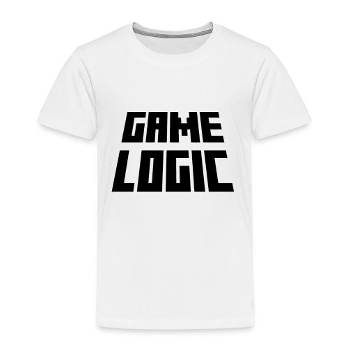 Game Logic Logo - Toddler Premium T-Shirt