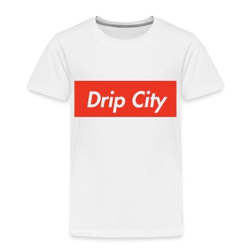Drip City - Supreme tees - Toddler Premium T-Shirt
