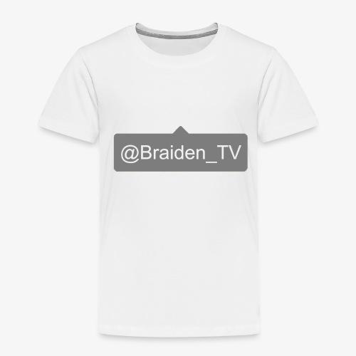 POPTAG - Toddler Premium T-Shirt