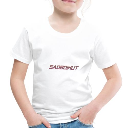 SadboiHut Updated - Toddler Premium T-Shirt