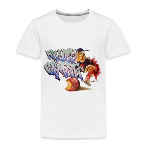 SCAP - NYG Design - Toddler Premium T-Shirt