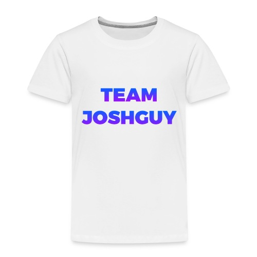 Team JoshGuy - Toddler Premium T-Shirt