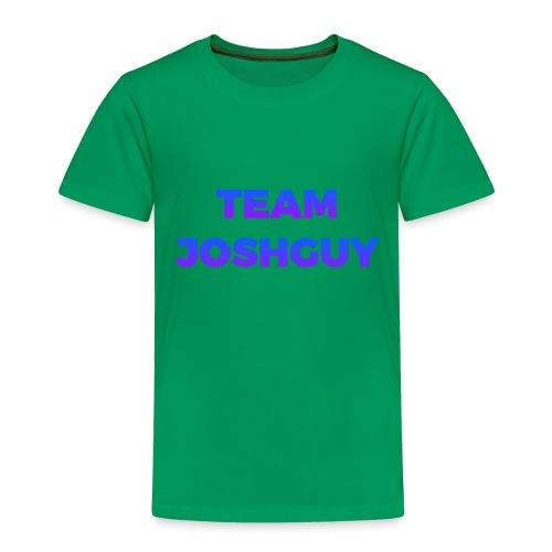 Team JoshGuy - Toddler Premium T-Shirt