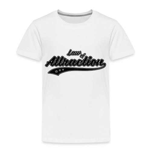Attraction - Toddler Premium T-Shirt
