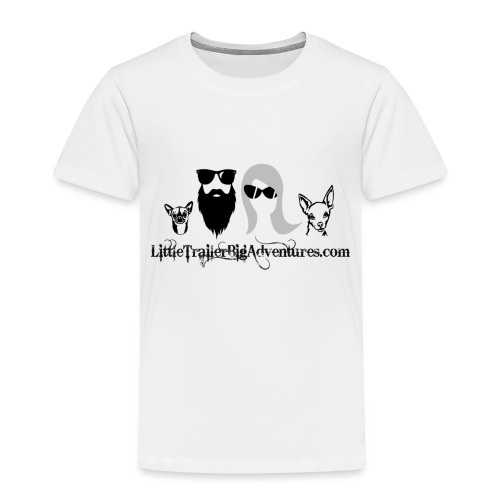 LTBA Heads Logo - Toddler Premium T-Shirt