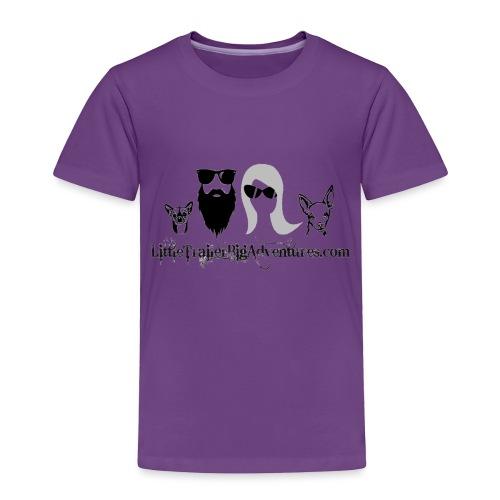 LTBA Heads Logo - Toddler Premium T-Shirt
