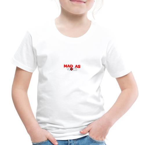 Mad As Vlogs - Toddler Premium T-Shirt