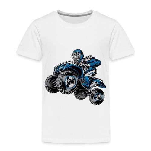 Yamaha ATV Shirt - Toddler Premium T-Shirt