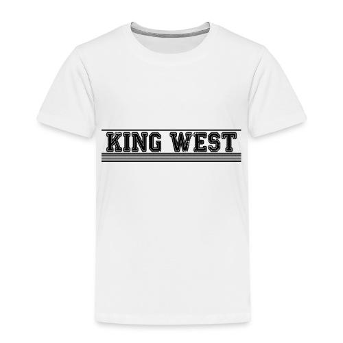 King West OG logo - Toddler Premium T-Shirt