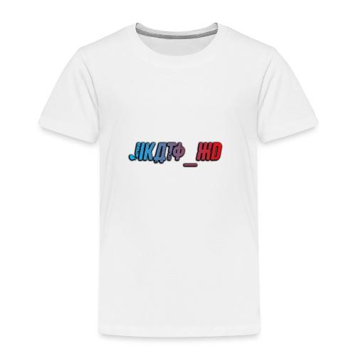 Jikato XD - Toddler Premium T-Shirt