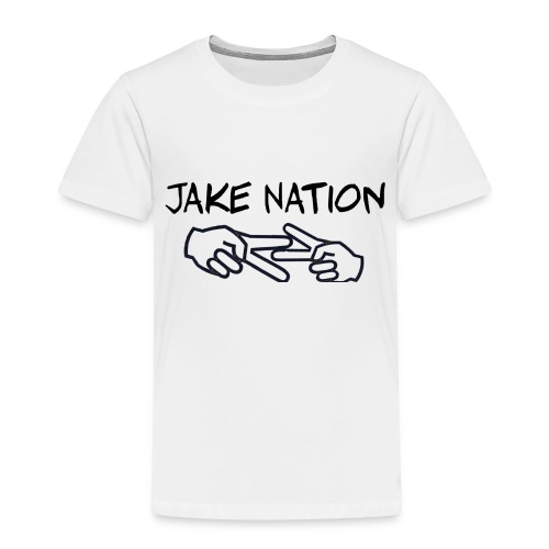Jake nation phone cases - Toddler Premium T-Shirt