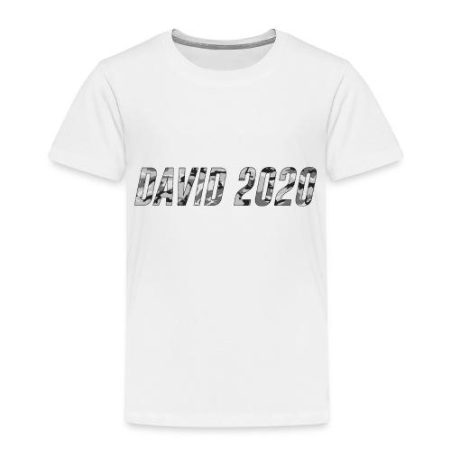 Grey 2020 - Toddler Premium T-Shirt