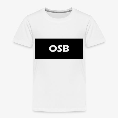 OSB LIMITED clothing - Toddler Premium T-Shirt
