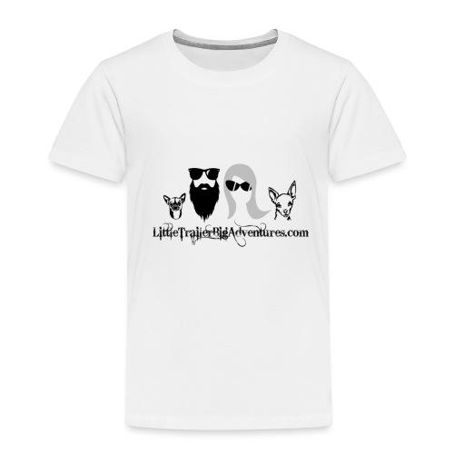 LTBA Headshot - Toddler Premium T-Shirt