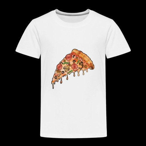 THE Supreme Pizza - Toddler Premium T-Shirt