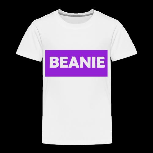 BEANIE - Toddler Premium T-Shirt