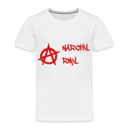 Anarchy Army LOGO - Toddler Premium T-Shirt