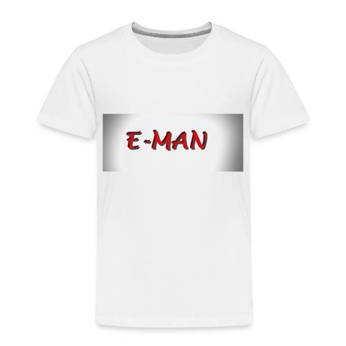 E-MAN - Toddler Premium T-Shirt