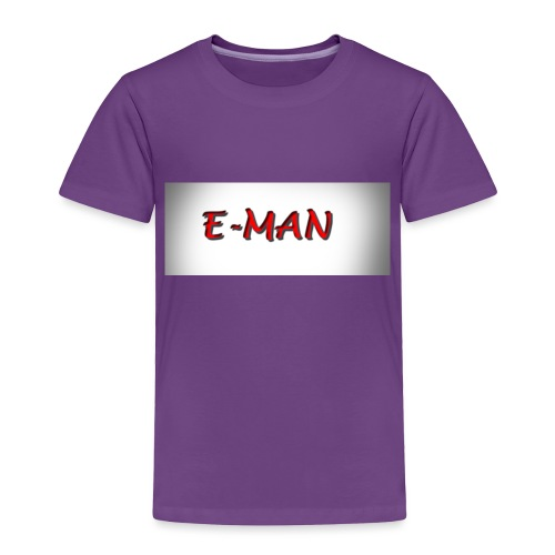 E-MAN - Toddler Premium T-Shirt