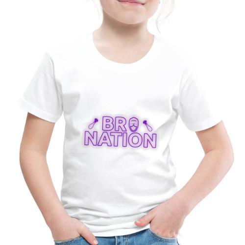 bronationlogo - Toddler Premium T-Shirt